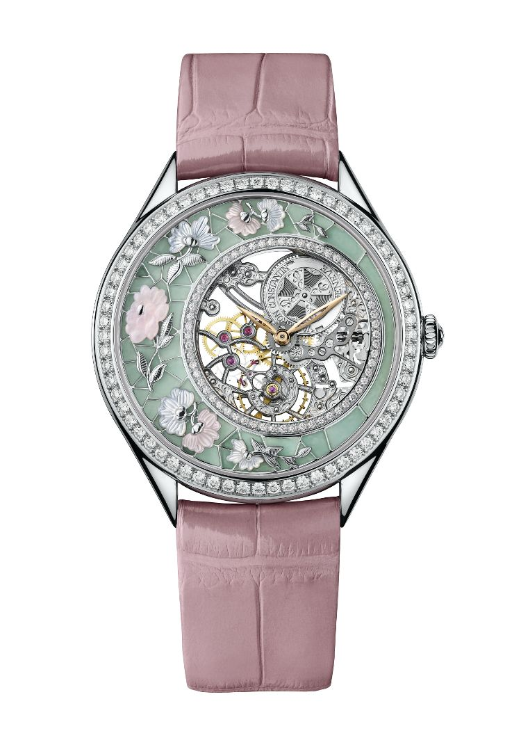 Vacheron Constantin Chinese Embroiderie