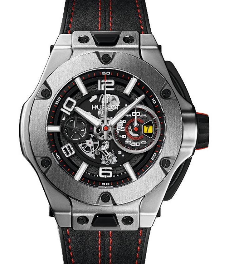 Big Bang Ferrari Unico Titanio